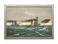 Battleship Painting